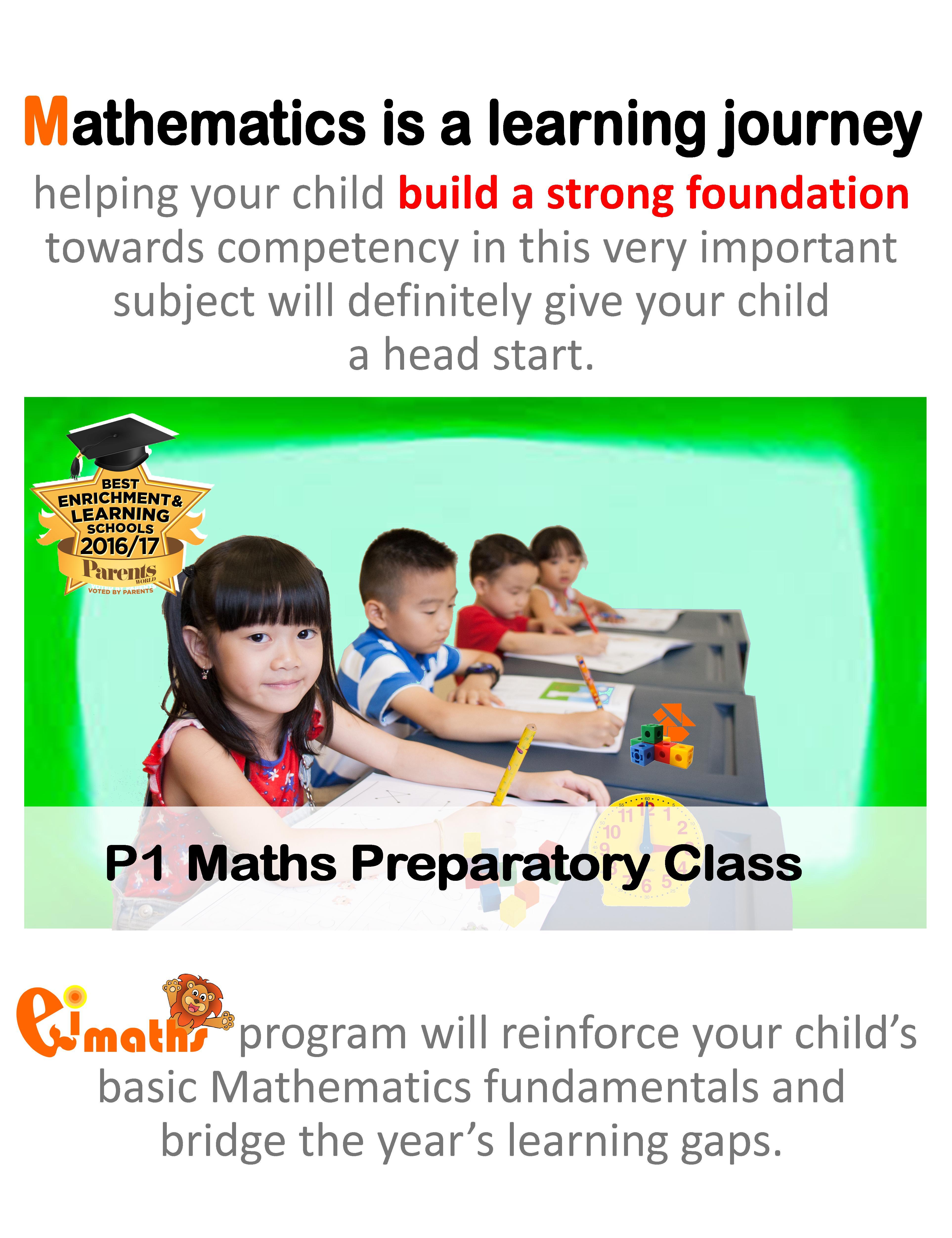 P1 Prep Class
